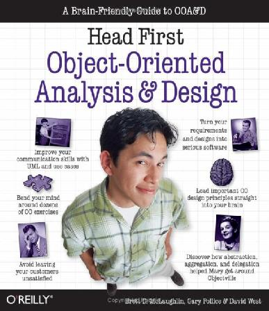 Head First: Object Oriented Analysis & Design