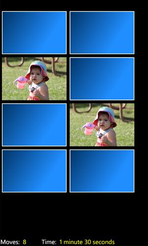 PhotoMemory WP7 App
