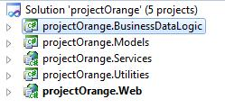 Project Orange Projects